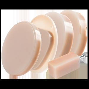 VIPI Block Trilux - диск для CAD/CAM на основе акриловой смолы, 98 см
