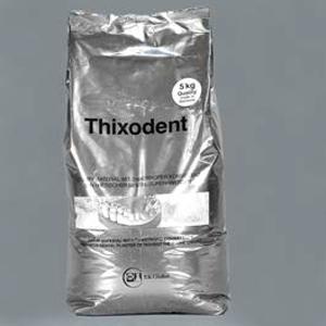 Thixodent (Тиксодент) Синтетический суперточный гипс, 4 класс