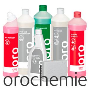 Чистящие средства Orochemie