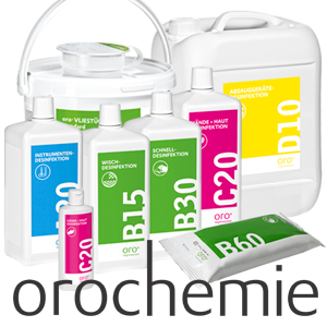 Дезинфекция Orochemie