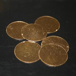 ЗлСрМ 900-40 Диски из сплава на основе золота для зубного протезирования